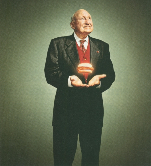 Chick-fil-a founder and chairman S. Truett Cathy, from the July 23, 2007 issue of Forbes